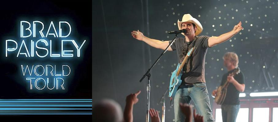 Brad Paisley at Dailys Place Amphitheater
