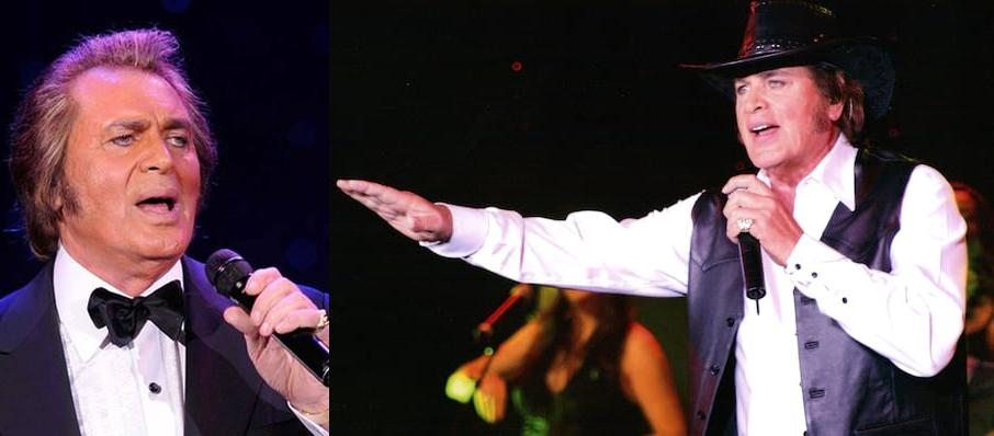Engelbert Humperdinck at Thrasher-Horne Center for the Arts