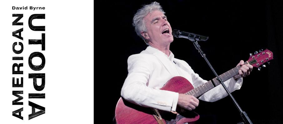 David Byrne at Florida Theatre