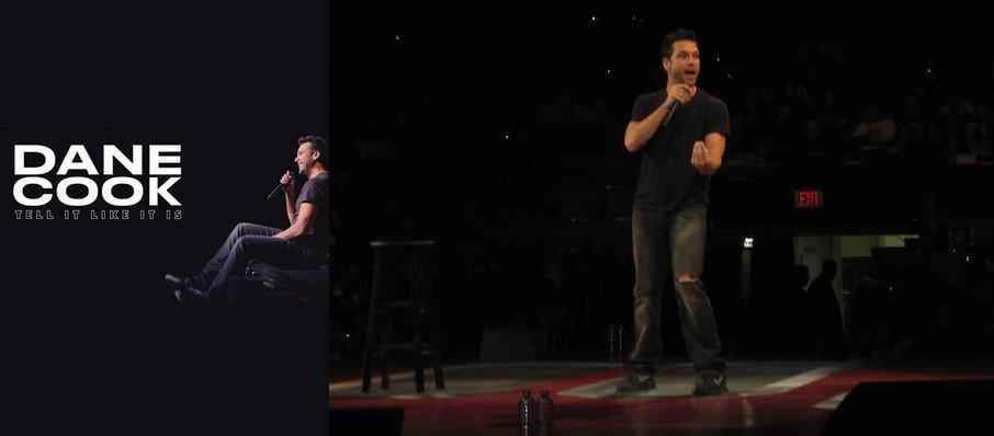 Dane Cook at Florida Theatre