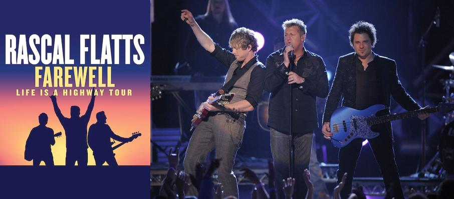 Rascal Flatts at Dailys Place Amphitheater