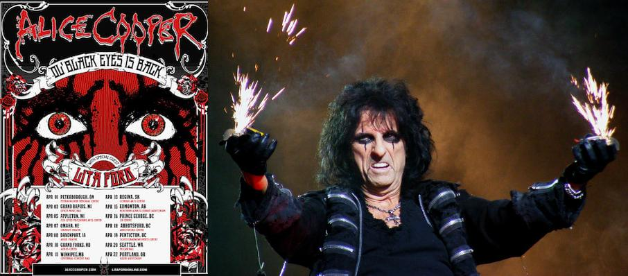 Alice Cooper at Florida Theatre