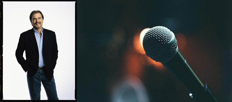 Bill Engvall at Thrasher-Horne Center for the Arts