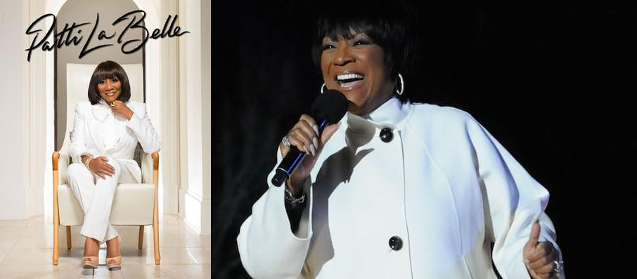 Patti Labelle at Moran Theater