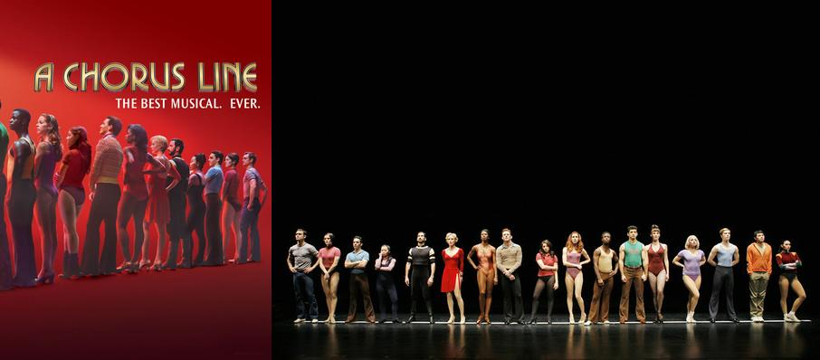 A Chorus Line at Moran Theater