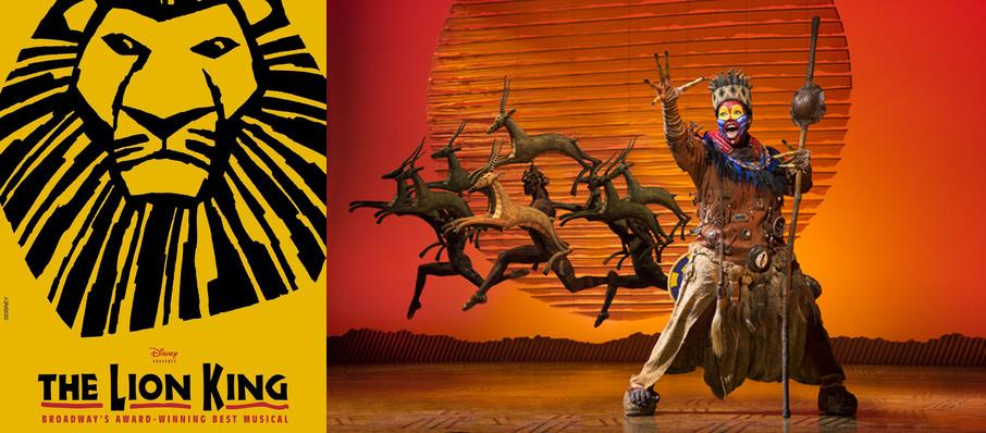 The Lion King at Moran Theater