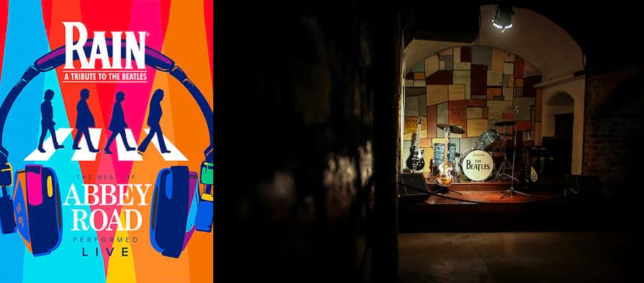 Rain - A Tribute to the Beatles at Moran Theater
