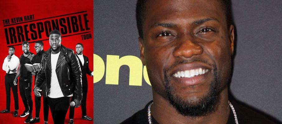 Kevin Hart at Jacksonville Veterans Memorial Arena