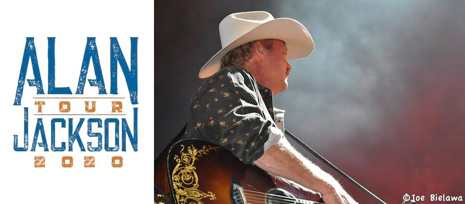 Alan Jackson at VyStar Veterans Memorial Arena
