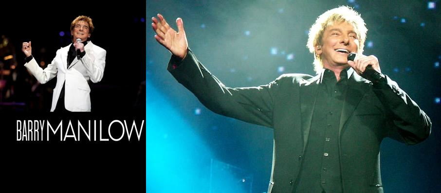 Barry Manilow at Moran Theater