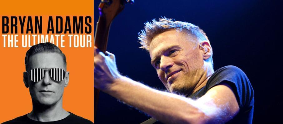 Bryan Adams at Dailys Place Amphitheater