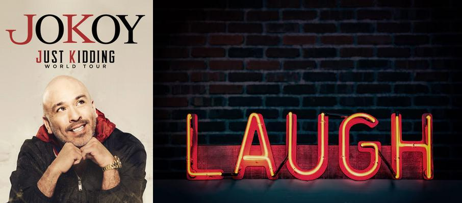 Jo Koy at Florida Theatre