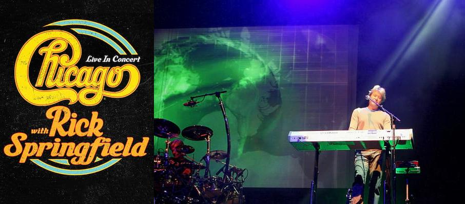 Chicago - The Band at Ponte Vedra Concert Hall