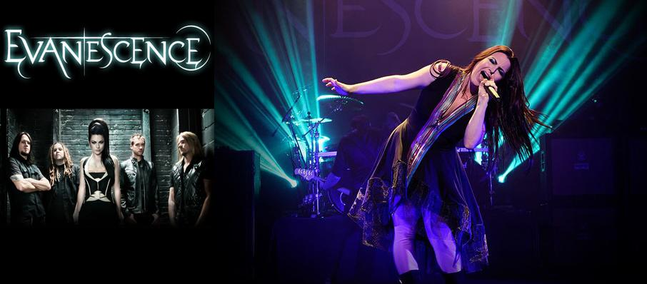 Evanescence at Dailys Place Amphitheater