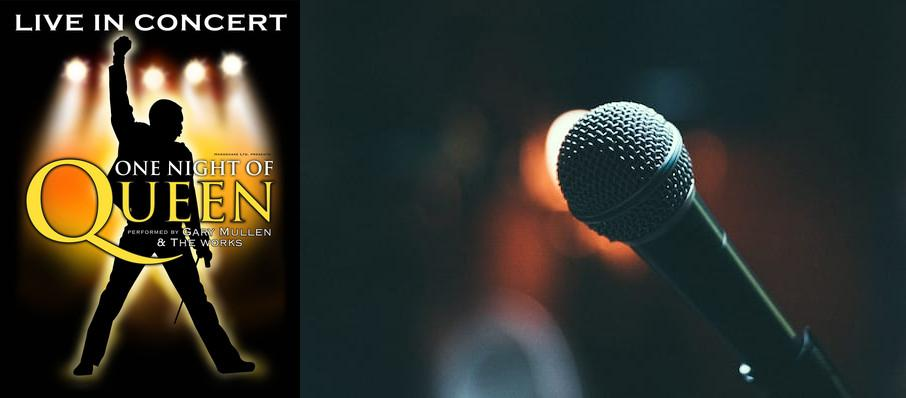 One Night of Queen at Florida Theatre
