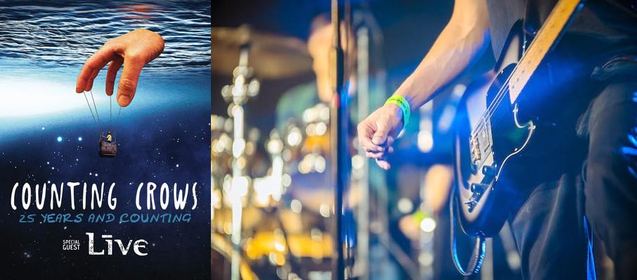 Counting Crows at Dailys Place Amphitheater