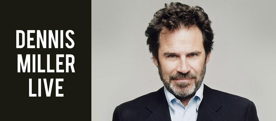 Dennis Miller at Florida Theatre