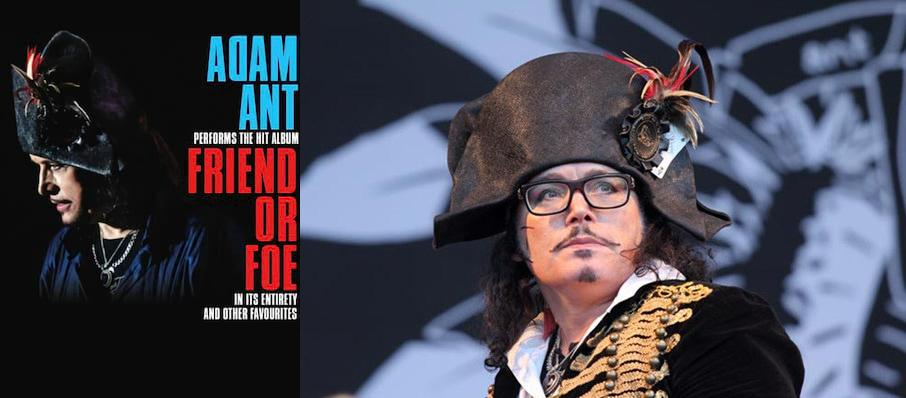 Adam Ant at Florida Theatre
