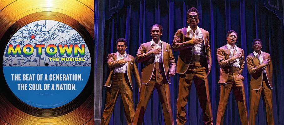 Motown - The Musical at Moran Theater