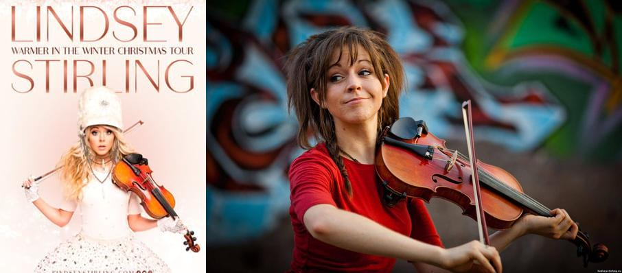 Lindsey Stirling at Moran Theater
