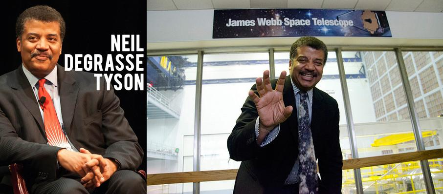 Neil DeGrasse Tyson at Florida Theatre