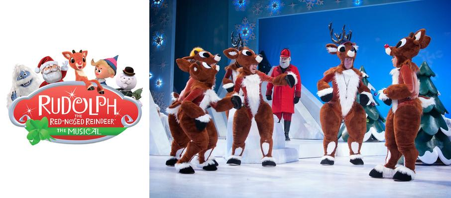 Rudolph the Red-Nosed Reindeer at Florida Theatre