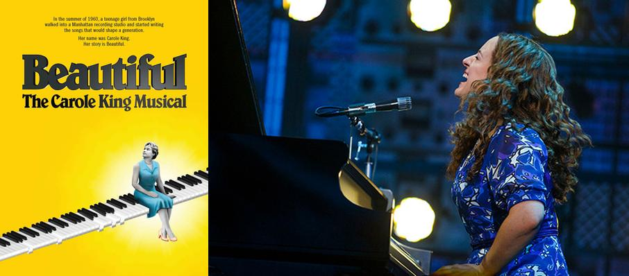 Beautiful: The Carole King Musical at Moran Theater
