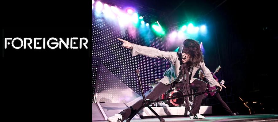 Foreigner at Dailys Place Amphitheater