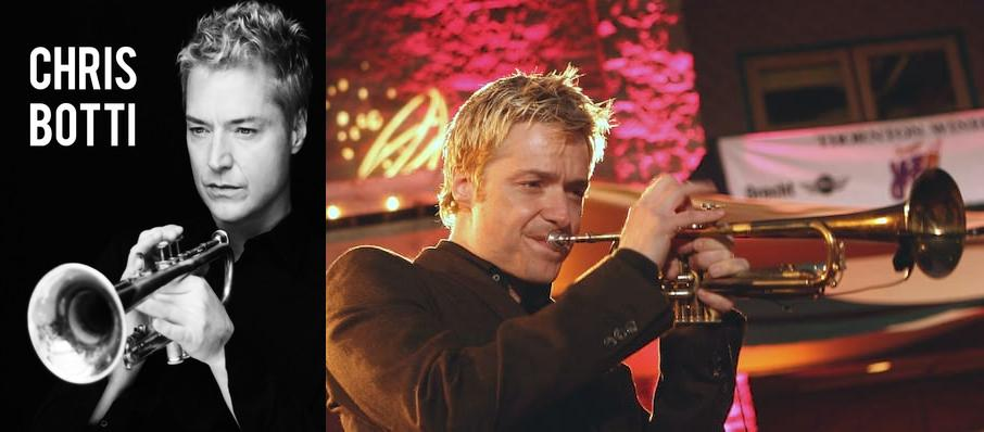 Chris Botti at Florida Theatre