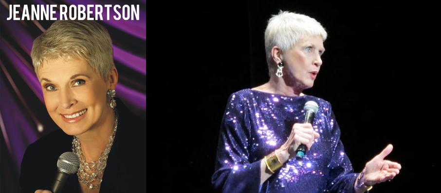 Jeanne Robertson at Florida Theatre