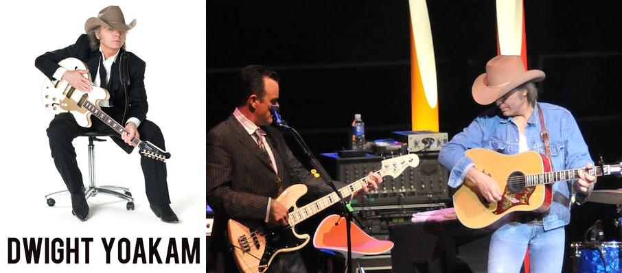 Dwight Yoakam at Florida Theatre