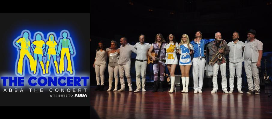 ABBA: The Concert - A Tribute To ABBA at Florida Theatre
