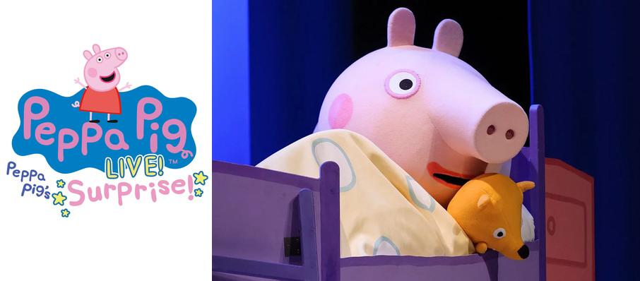 Peppa Pig's Big Splash at Florida Theatre
