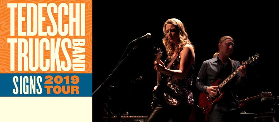 Tedeschi Trucks Band at Dailys Place Amphitheater
