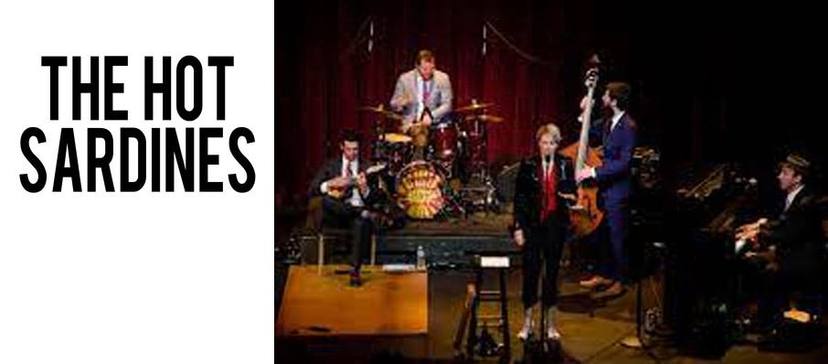 The Hot Sardines at Florida Theatre