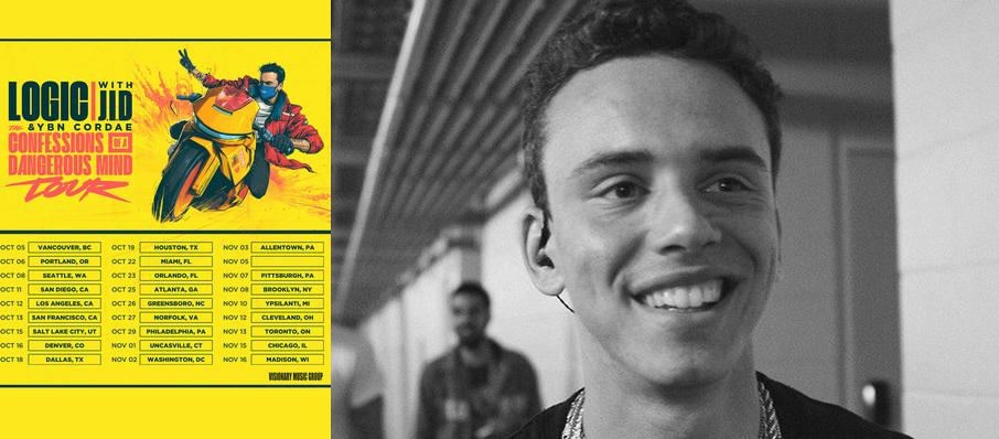 Logic at Dailys Place Amphitheater