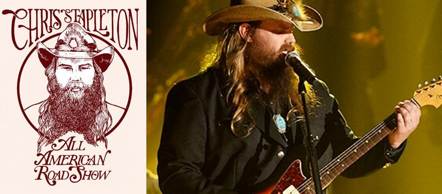 Chris Stapleton at Jacksonville Veterans Memorial Arena