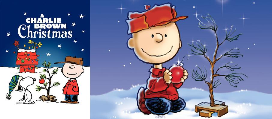 Charlie Brown Christmas at Florida Theatre