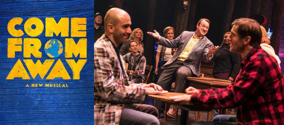 Come From Away at Moran Theater