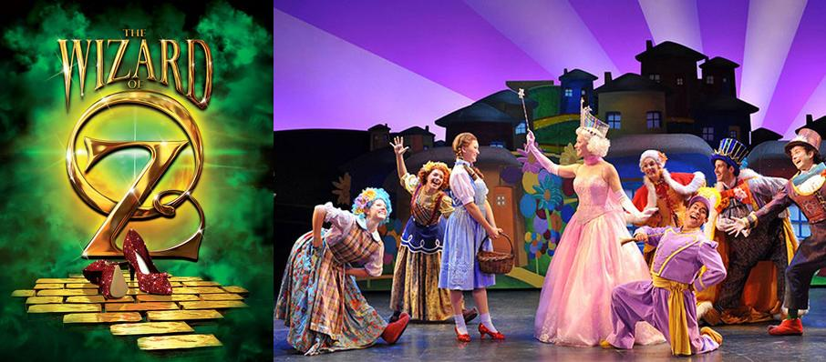The Wizard of Oz at Thrasher-Horne Center for the Arts
