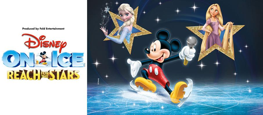 Disney On Ice: Reach For The Stars at Jacksonville Veterans Memorial Arena