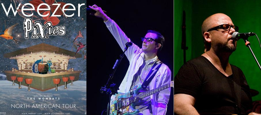 Weezer and Pixies at Florida Theatre