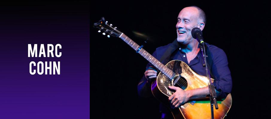 Marc Cohn at Ponte Vedra Concert Hall