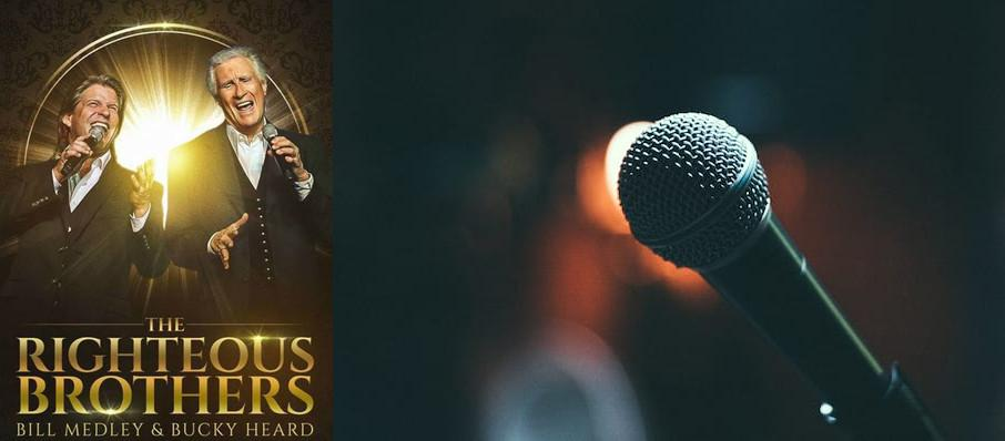 The Righteous Brothers at Florida Theatre