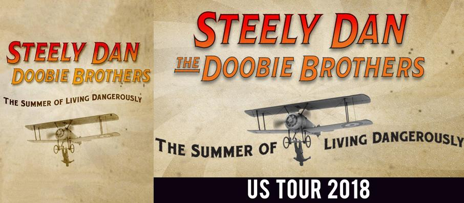 Steely Dan and The Doobie Brothers at Dailys Place Amphitheater