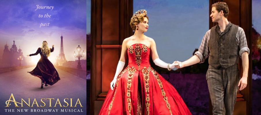 Anastasia at Moran Theater