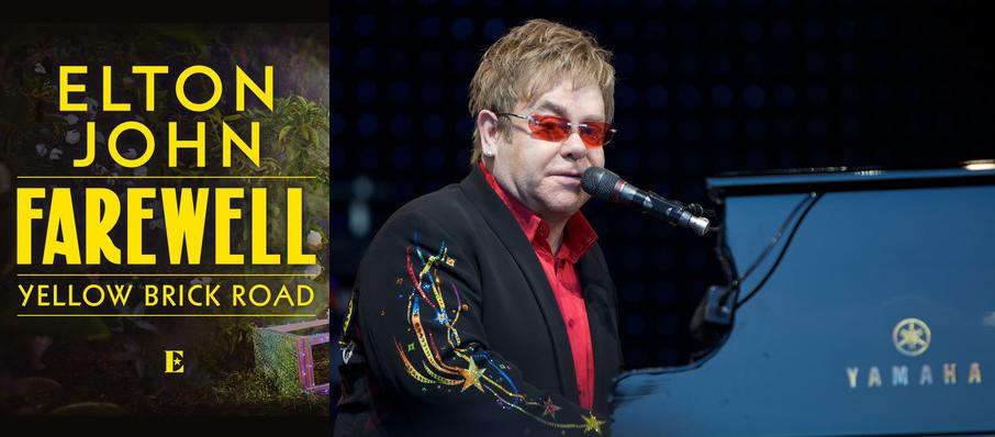 Elton John at VyStar Veterans Memorial Arena
