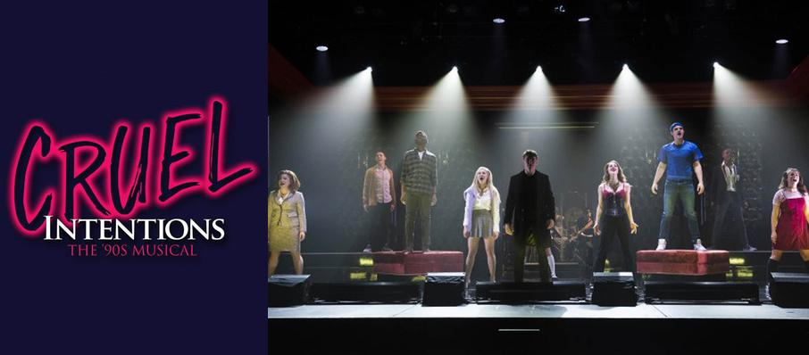 Cruel Intentions: The 90s Musical Experience at Terry Theater