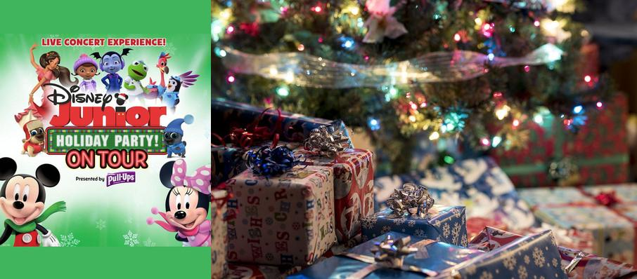 Disney Junior Holiday Party at Florida Theatre