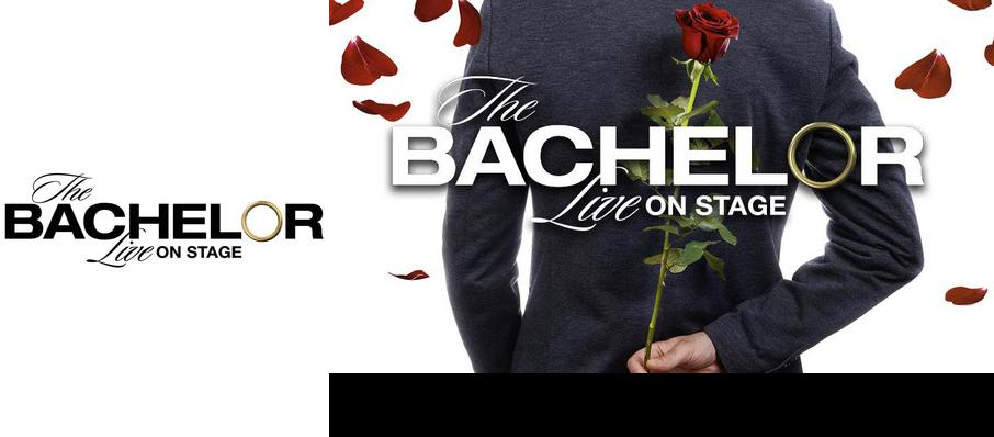 The Bachelor Live On Stage at Florida Theatre